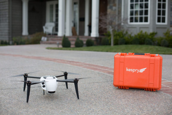 Insurers Deploy Drone Fleets to Speed Harvey Disaster Recovery By Karl Plume and Tim McLaughlin | August 30, 2017